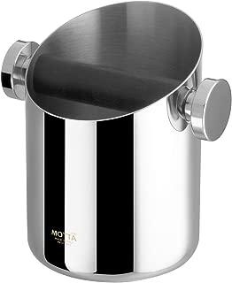 Motta stainless steel Knock Box - 11 cm diameter [7750]