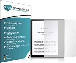 Slabo 2 x Displayschutzfolie für Amazon Kindle Oasis 10. Generation (2019) | Kindle..
