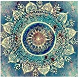 Large Mandala 5D Diamond Painting Art Kits for Adults,Painting Cross Stitch Kits,Full Drill Crystal Rhinestone Embroidery Pictures Arts Craft for Home Wall Decor Gift