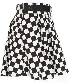 43aac19fb Amazon.es: cuadros blanco y negro - Faldas / Mujer: Ropa