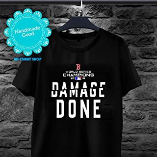 _+'Boston-Red-Sox-world-series-champion-2018-damage-done-sh for men and women