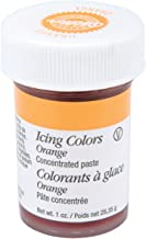 Wilton 610-205 Icing Gel, 1-Ounce, Orange