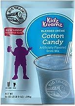 Big Train Blended Creme Kidz Kreamz, Cotton Candy, 3.5 Pound