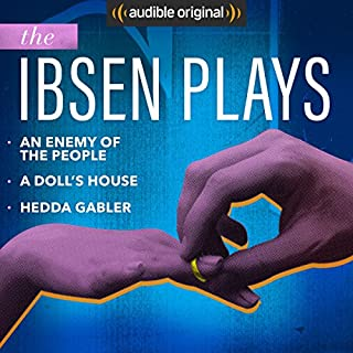 Audible Theatre Collection: Ibsen cover art