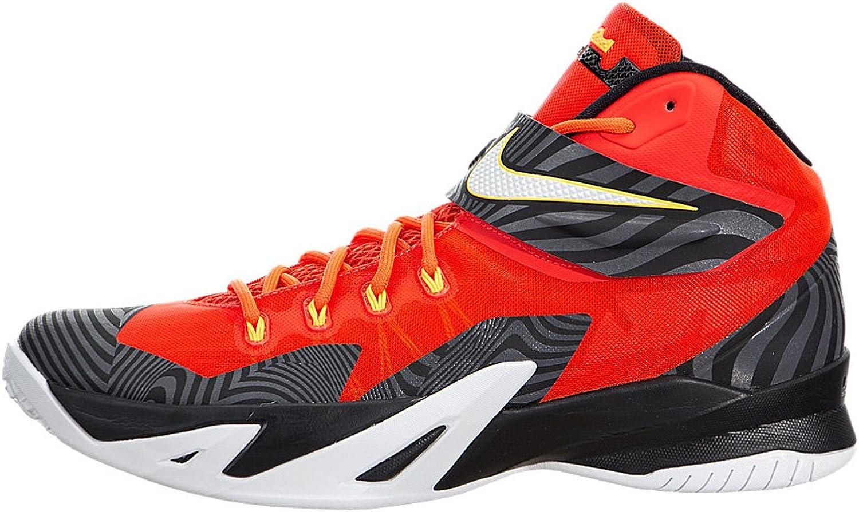 Nike Zoom Lebron Soldier VIII Premium Mens Basketball shoes