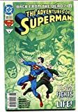 ADVENTURES OF SUPERMAN #500 comic book First...