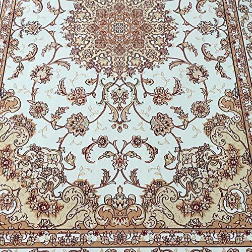 Alfombras Fluffy Super suave y antideslizante alfombra cuadrada alfombra cuadrada alfombra estera de impresión sala de estar alfombra sofá mesa de café alfombra dormitorio dormitorio manta de la cama