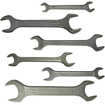 Grip 9 pc Thin Wrench Set MM