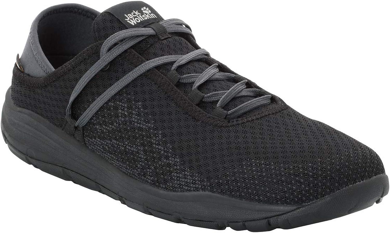 Jack Wolfskin Men's Seven Wonders Packer Low Men's Lightweight Casual Sneakers shoes