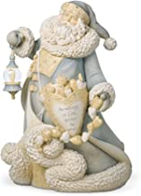Enesco Foundations Santa with Hearts Masterpiece Figurine by Artist Karen Hahn, 12.32-Inch