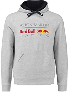 Racing Aston Martin Formula 1 Men Gray Authentic Pull Over Hoodie