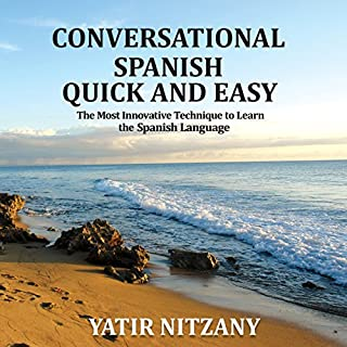 Conversational Spanish Quick and Easy cover art
