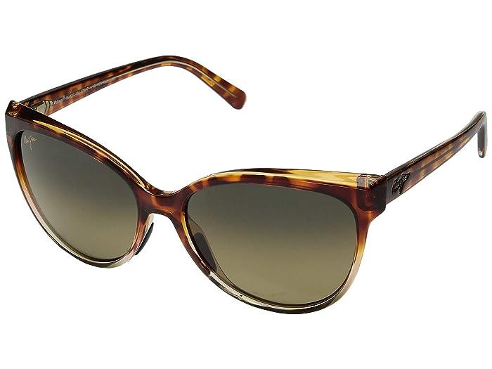 'Olu 'Olu (Tortoise/Tan/HCL Bronze) Fashion Sunglasses