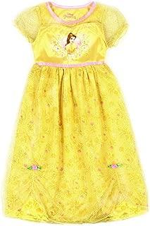 Princess Belle Little Toddler Girls Fantasy Nightgown