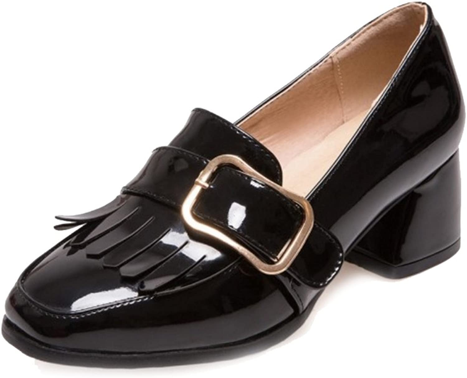 CuteFlats Loafer Flats with Large for All Fashion Girls Comfortable Slip-on Women shoes