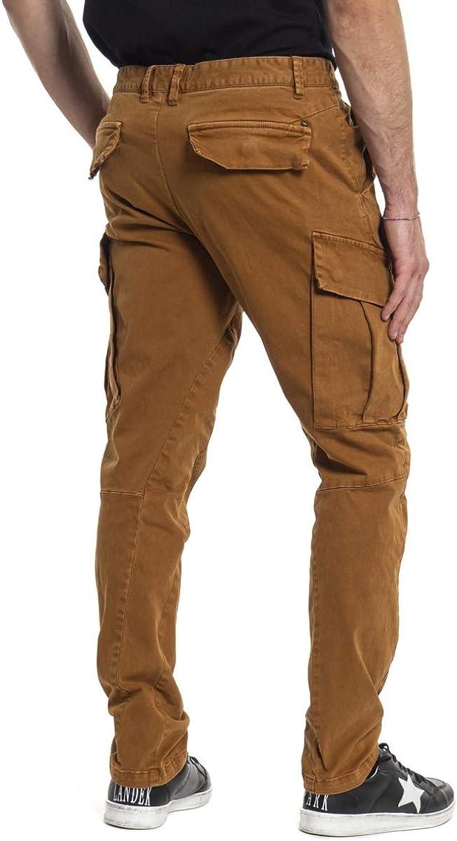 LANDEK PARK - Pantalone LPP0007 Marron