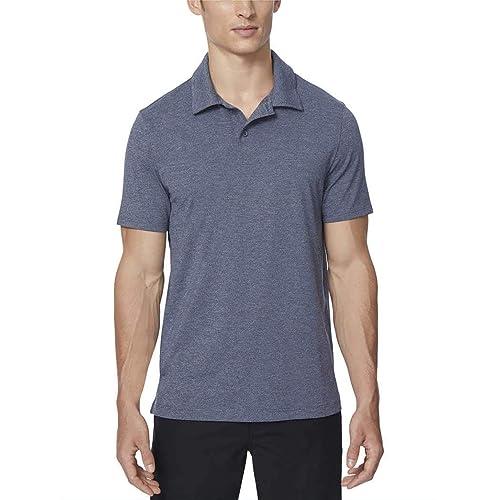503d3e08d706 32 DEGREES Cool Men's Short Sleeve Polo Shirt