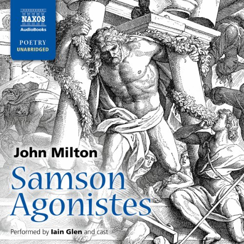Samson Agonistes audiobook cover art