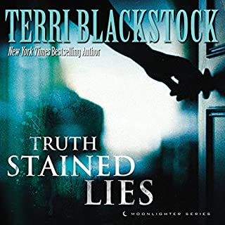 Truth-Stained Lies audiobook cover art