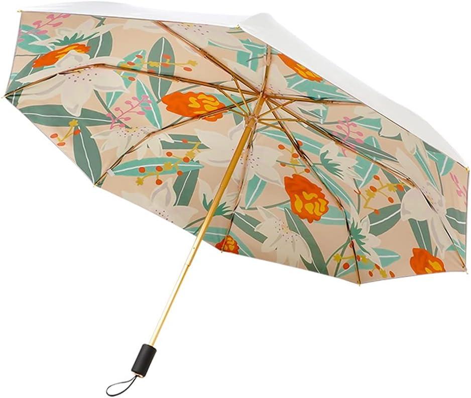 WYH Automatic Rain Umbrellas Travel Max Industry No. 1 66% OFF Sunshade Umbrella
