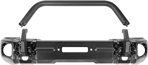 Rugged Ridge 11549.05 Arcus Front Bumper Set, with Overrider, 18-19 Jeep Wrangler JL