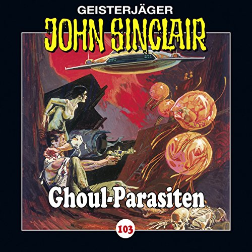 Ghoul-Parasiten audiobook cover art