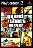PS2 Spiele Charts Platz 1: Grand Theft Auto: San Andreas - [Playstation 2]