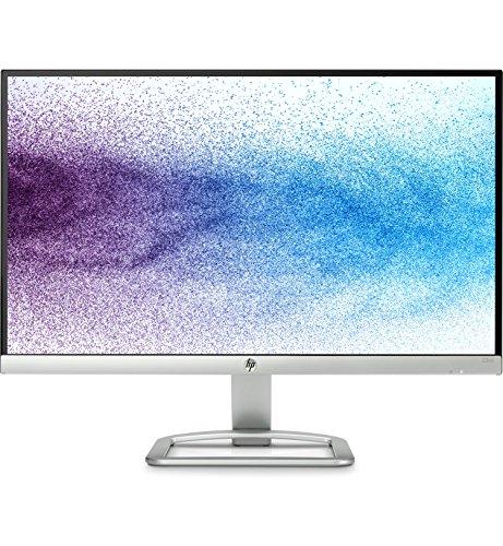 HP 22es T3M70AA 54,61cm (21,5 Zoll) Monitor (VGA, HDMI, 7ms grau zu grau Reaktionszeit) schwarz/silber