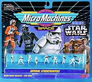Star Wars Micro Machines Imperial Stormtroopers