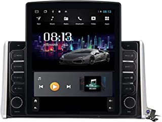 Android 9.0 Car Stereo, Radio for Toyota RAV4 XA50 2018-2020 GPS Navigation 9.7 Inch Vertical Screen MP5 Multimedia Player...