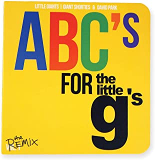 ABCs for the little g's The Remix