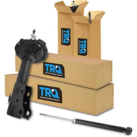 Front /& Rear Shock Absorber 4 Piece Kit Set for 95-99 Toyota Paseo Tercel