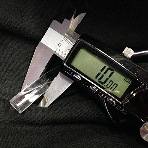 10' 10mm Fiber Optic Lighting Solid Core End Glow Cable Core Diameter...