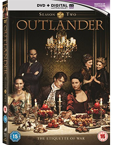 Outlander - Series 2 (5 DVDs)