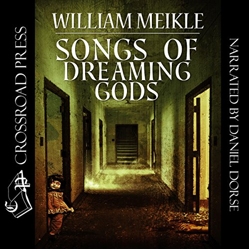 Songs of Dreaming Gods audiobook cover art