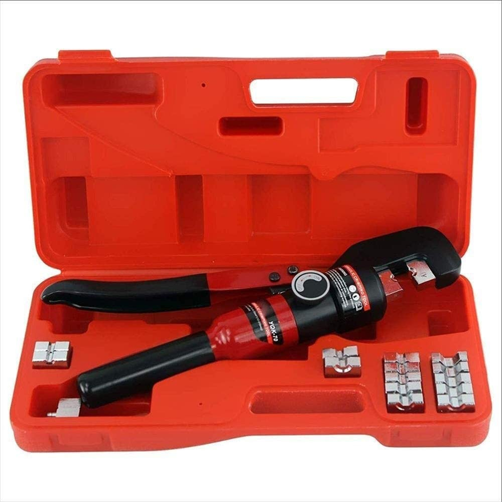 youyu6-2o521 Hydraulic Limited time cheap sale Cylinder Crimping Tool Cable Lu Houston Mall