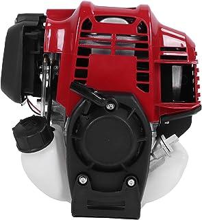 4-takt motor, geluidsarm voor en grastrimmer
