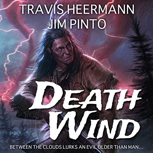 Death Wind audiobook cover art