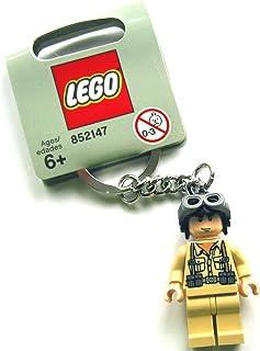 Lego Indiana Jones Pilot Sleutelhanger