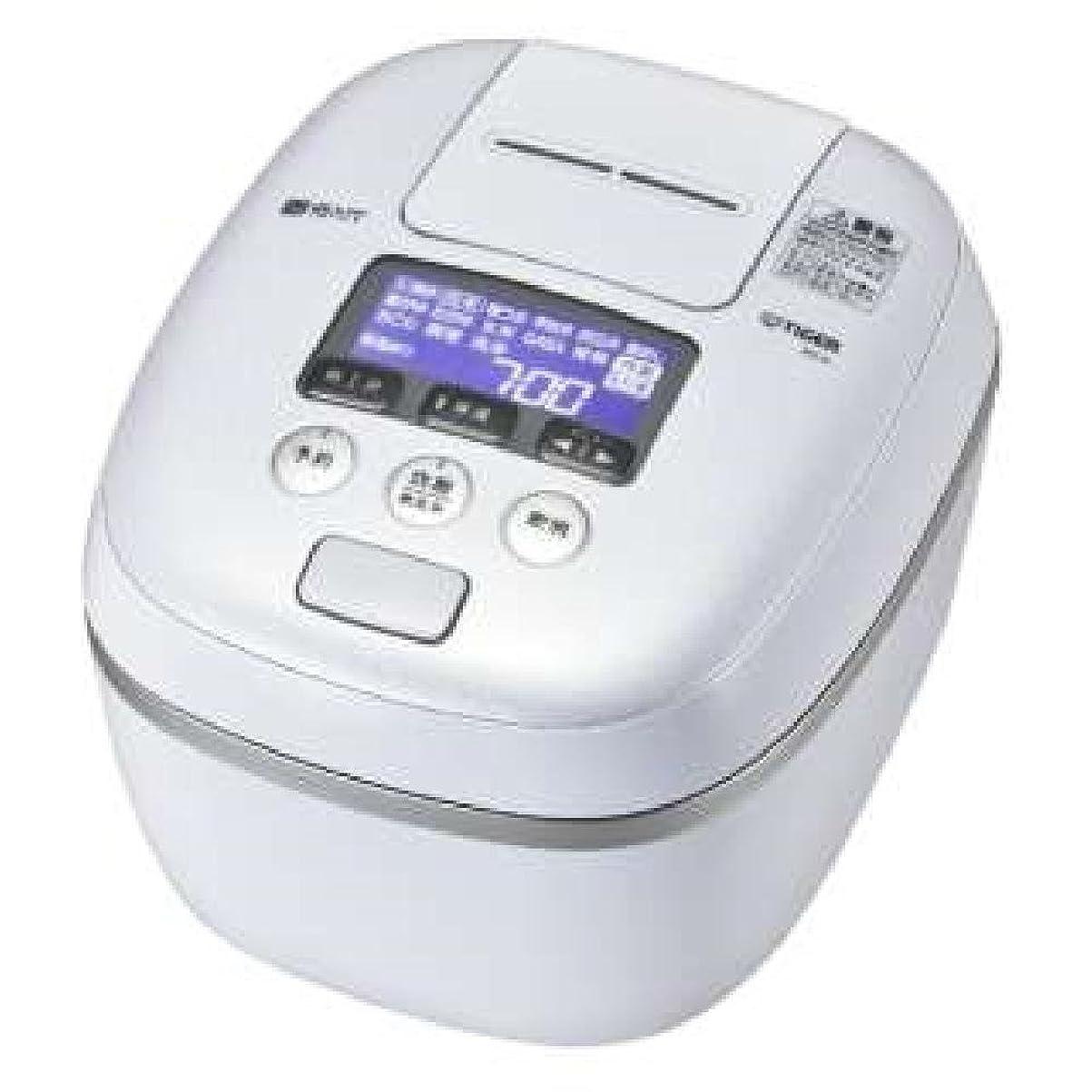 テクトニックエスカレート法医学タイガー 圧力IH炊飯ジャー(5.5合炊き) アーバンホワイトTIGER 炊きたて JPC-A102-WE