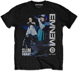 EMINEM エミネム (The Slim Shady LP20周年記念) - DETROIT/Tシャツ/メンズ 【公式/オフィシャル】