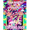 Five Nights At Freddy's Coloring Book: Coloring Book for Kids and Adults (Perfect for Children Ages 4-8)