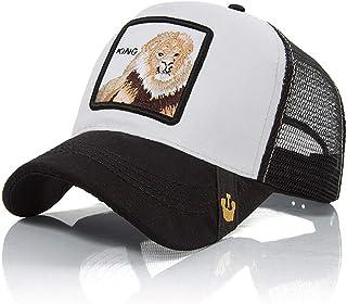 Gorra De Béisbol, Unisex Animales Bordado Gorra, Sombreros De Camionero Para Granja Animal Gorra Deportiva
