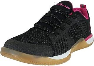 Women's GoTrain Viper Cross Training Shoes Grey/Blue