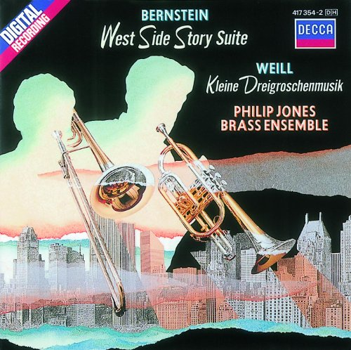 Bernstein: West Side Story - Suite Arranged by Eric Crees - 6. Cool-Fugue