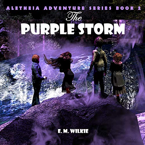 The Purple Storm     Aletheia Adventure Series, Book 2              By:                                                                                                                                 E. M. Wilkie                               Narrated by:                                                                                                                                 Eunice Wilkie                      Length: 4 hrs and 31 mins     Not rated yet     Overall 0.0