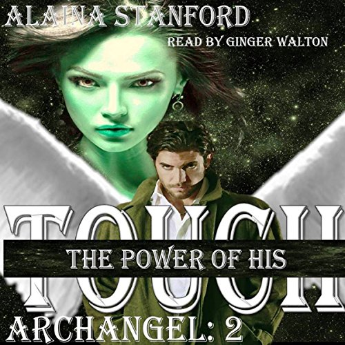 The Power of His Touch audiobook cover art