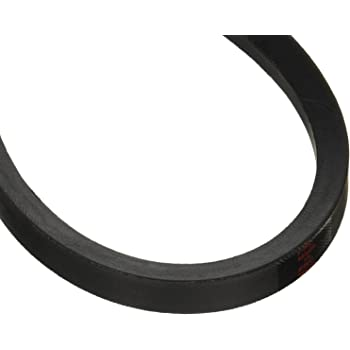 D/&D PowerDrive 4L350 NAPA Automotive Replacement Belt Rubber 1 Number of Band