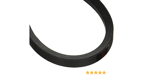 Rubber D/&D PowerDrive B285 V Belt 5//8 x 288 OC