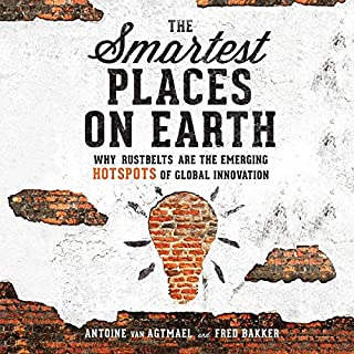 The Smartest Places on Earth audiobook cover art